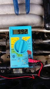 Проверка исправности проводов